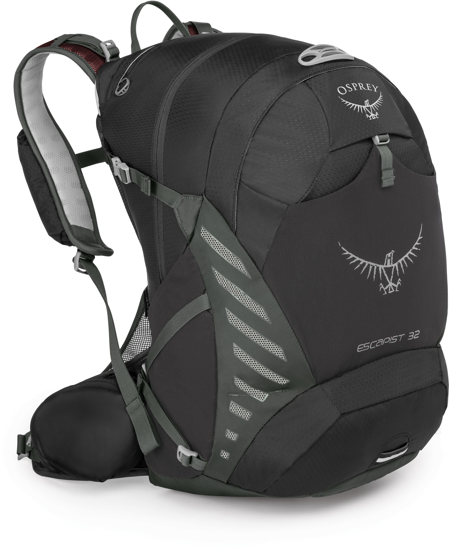 Рюкзак Osprey Escapist 32 Black - S/M