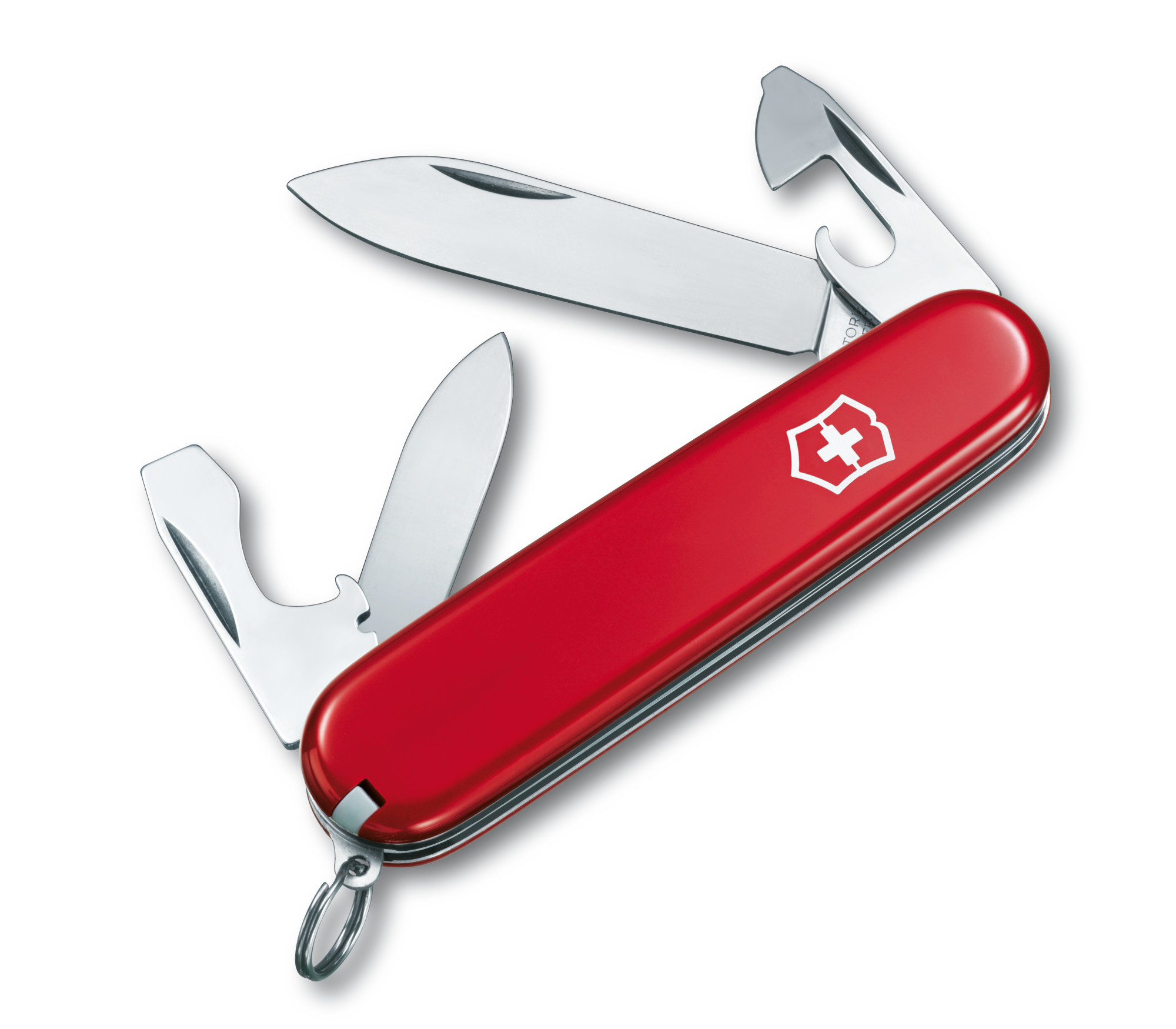 Нож Victorinox Recruit Red 84мм/10предм (0.2503)