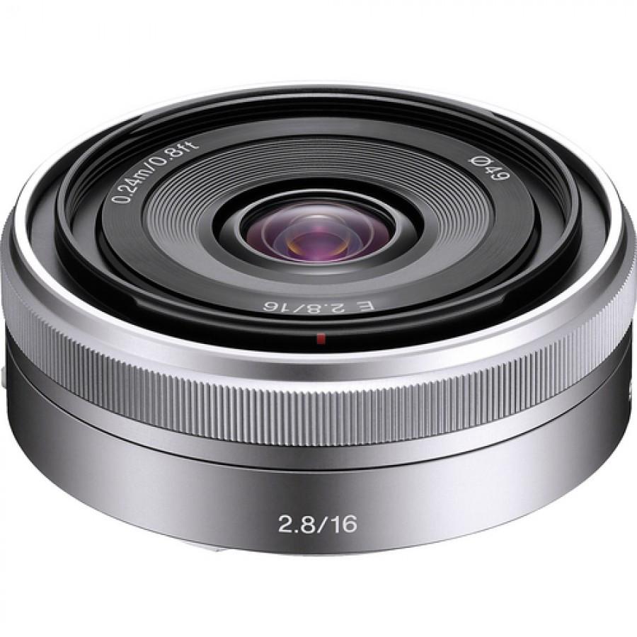 Объектив Sony E 16mm f/2.8