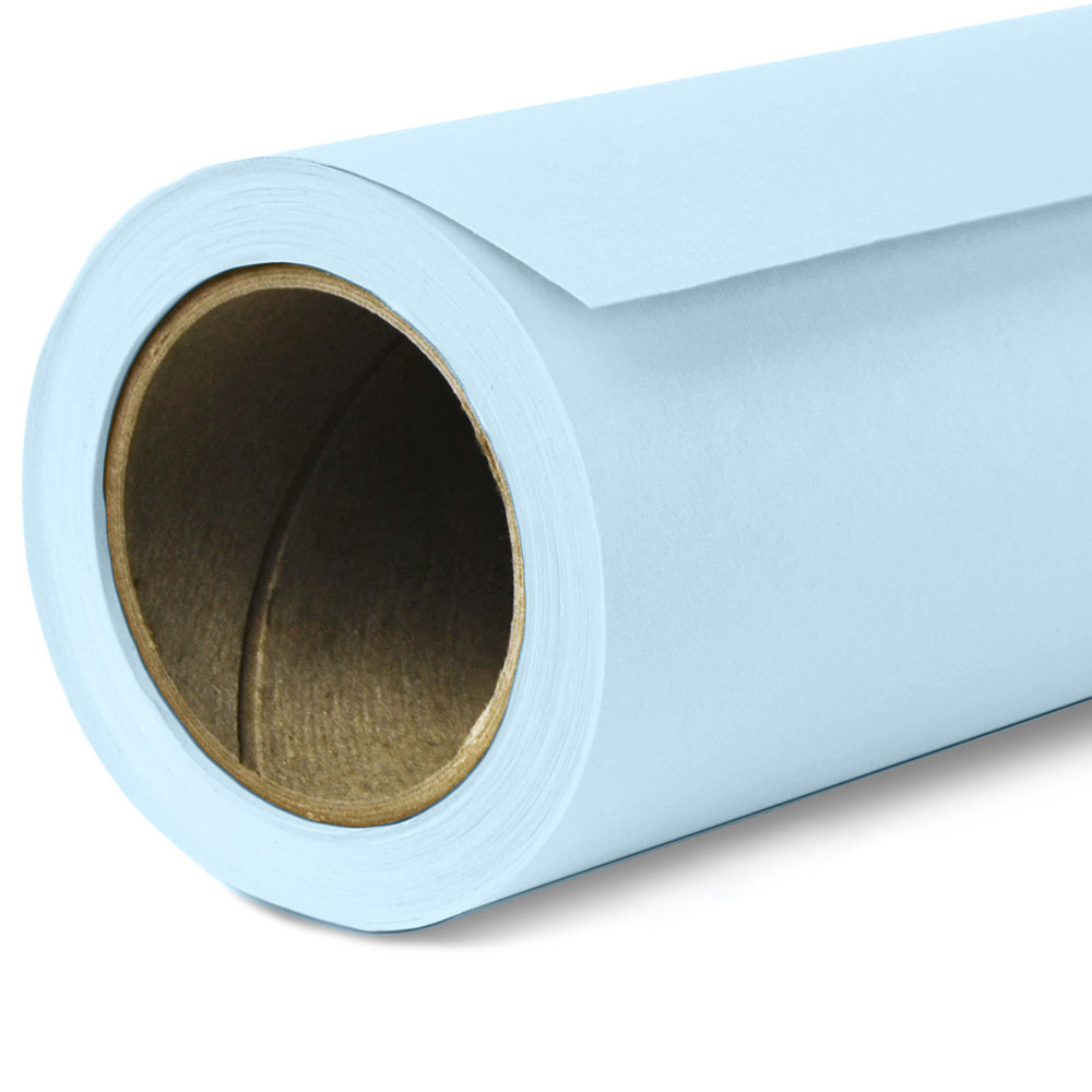 Фон бумажный Savage Widetone Blue Mist рулон 2.72 x 11 м