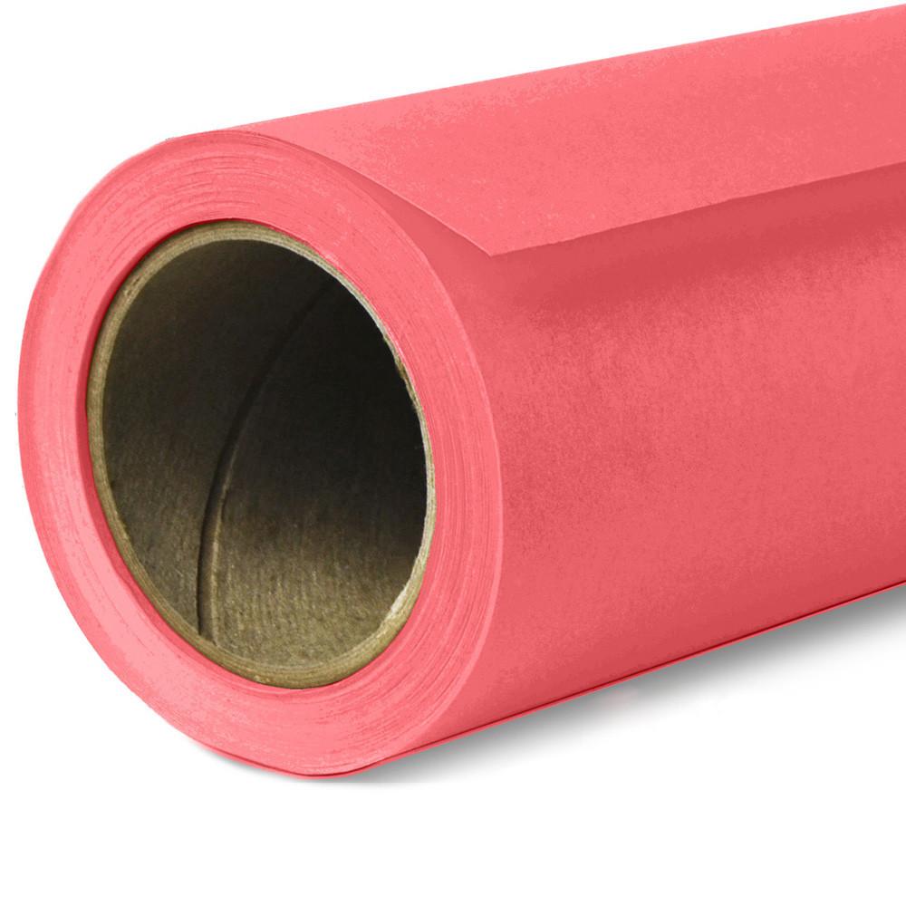 Фон бумажный Savage Widetone Flamingo 92 Розовый рулон 1.36 x 11 м