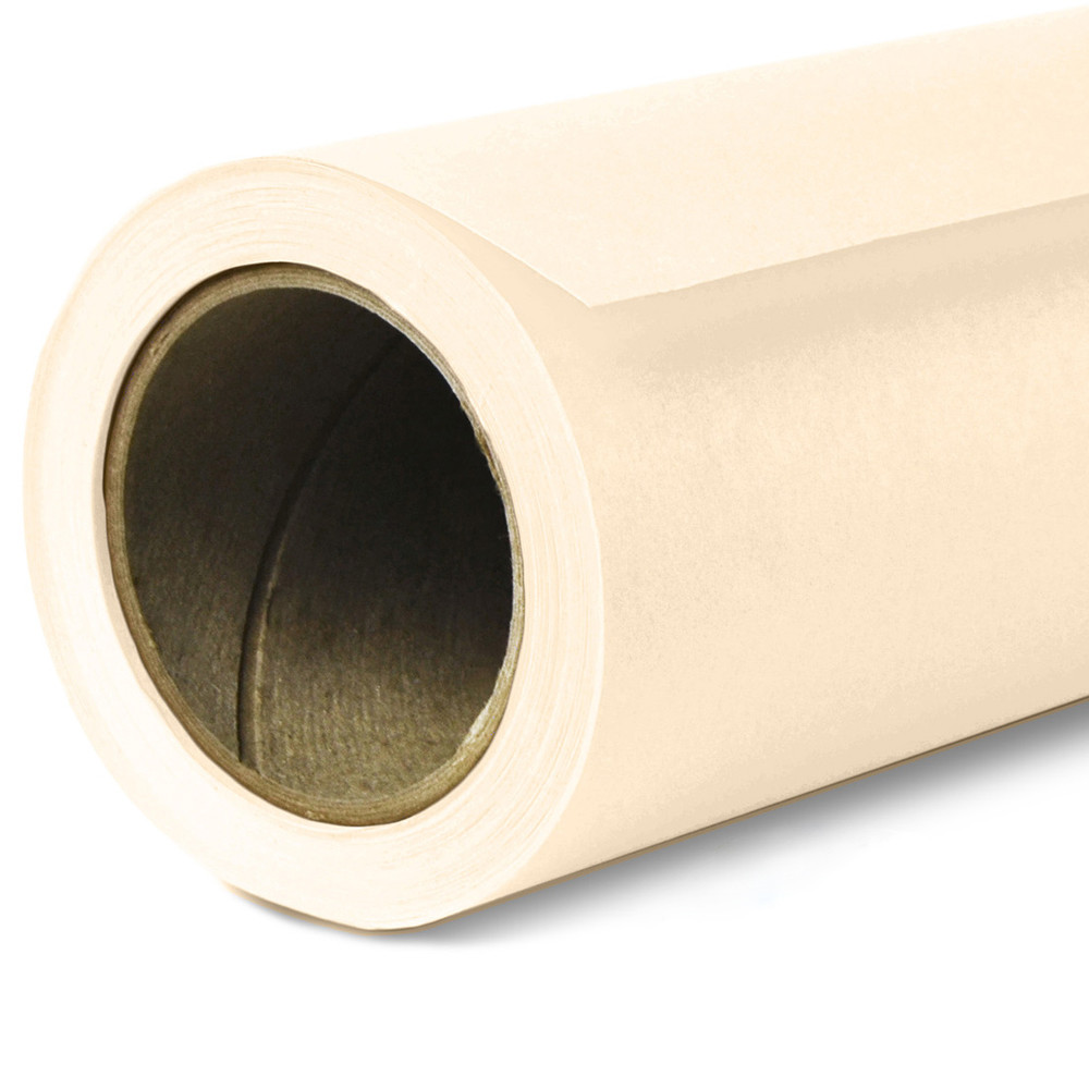 Фон бумажный Savage Widetone Ivory 63 Бежевый рулон 2.72 x 11 м