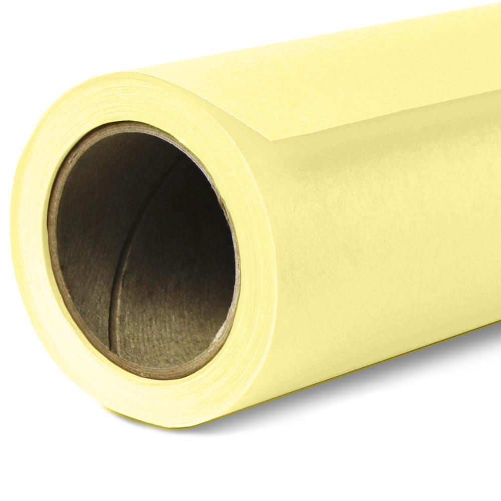 Фон бумажный Savage Widetone Lemonade 93 Желтый рулон 1.36 x 11 м