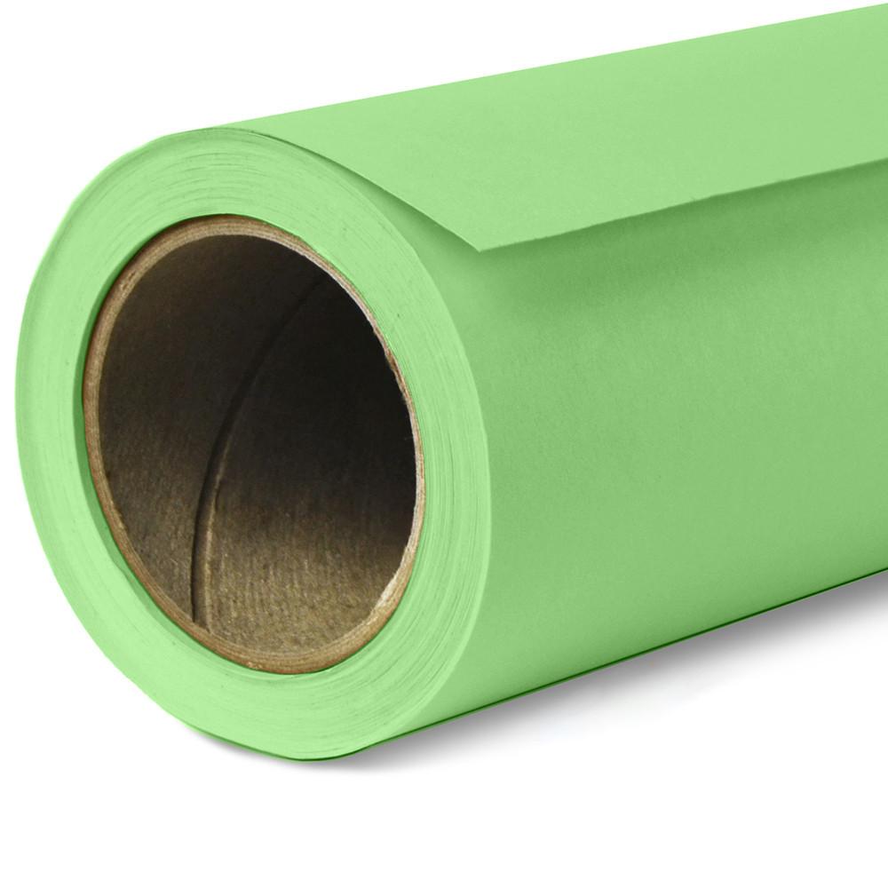 Фон бумажный Savage Widetone Mint Green рулон 1.36 x 11 м