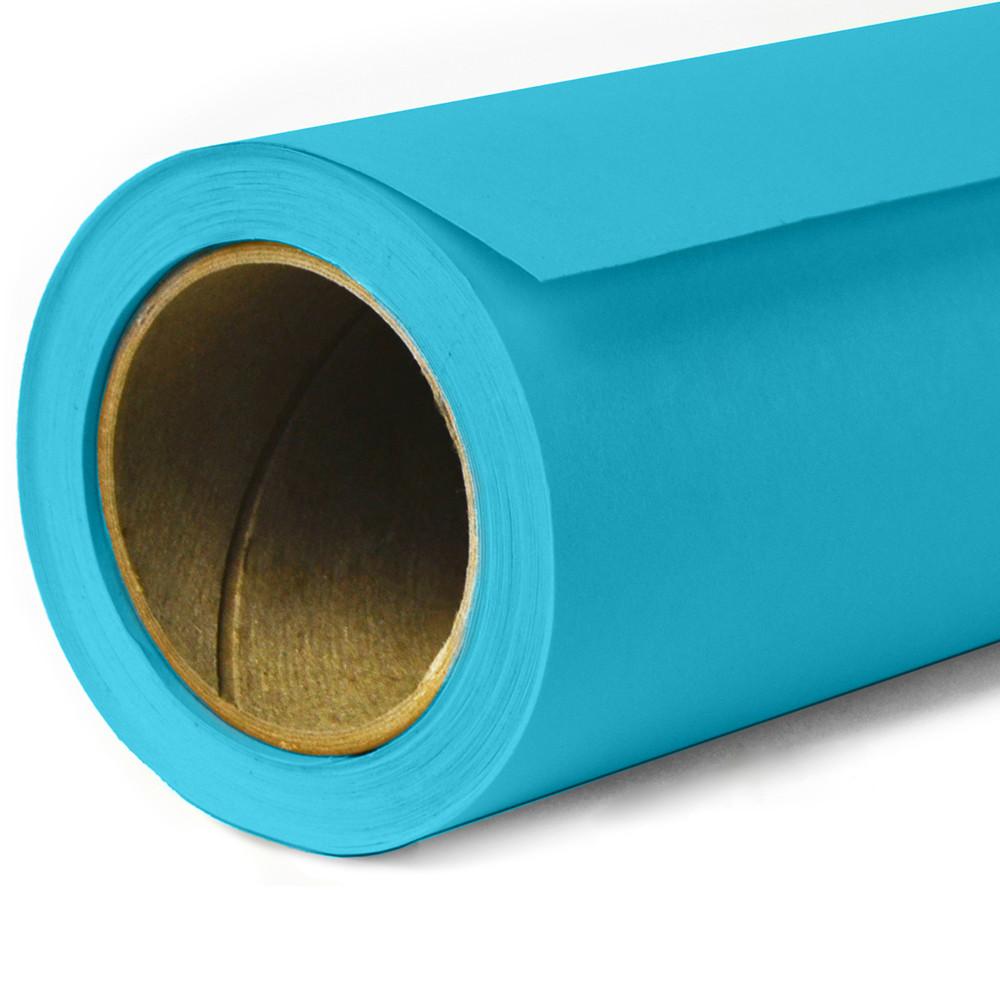 Фон бумажный Savage Widetone True Blue рулон 2.72 x 11 м