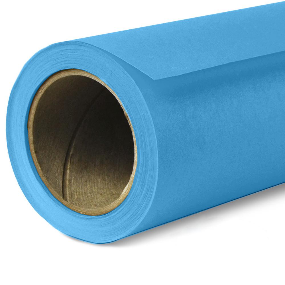 Фон бумажный Savage Widetone Turquoise рулон 1.36 x 11 м