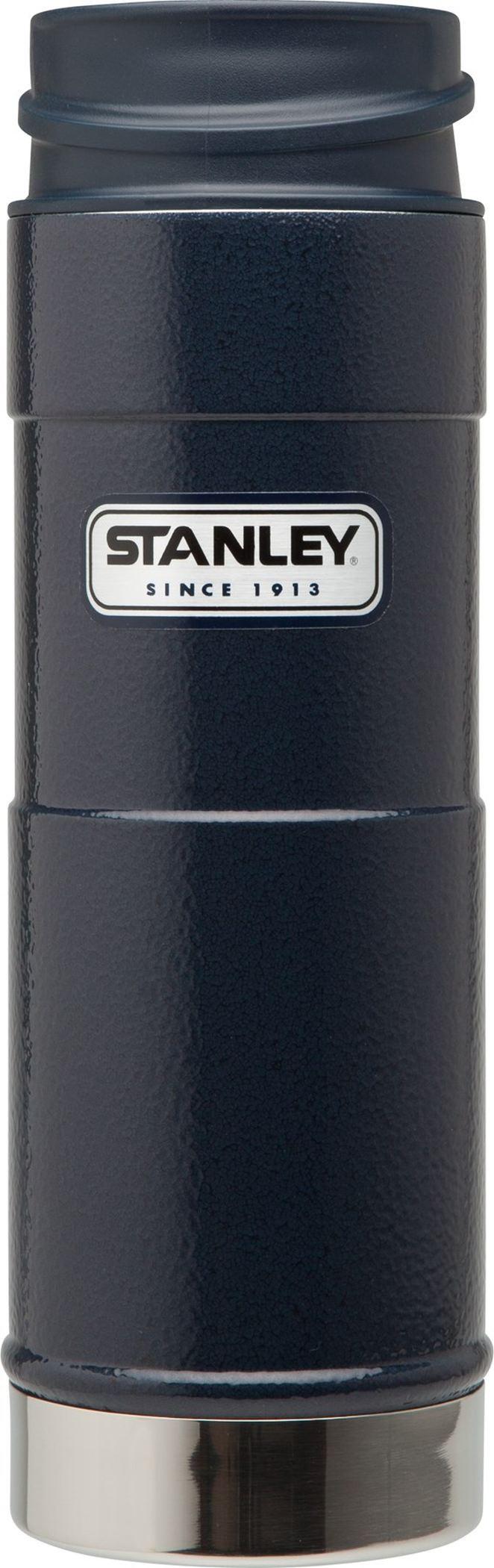 Термокружка Stanley Classic One Hand 0.47 л Blue стальная