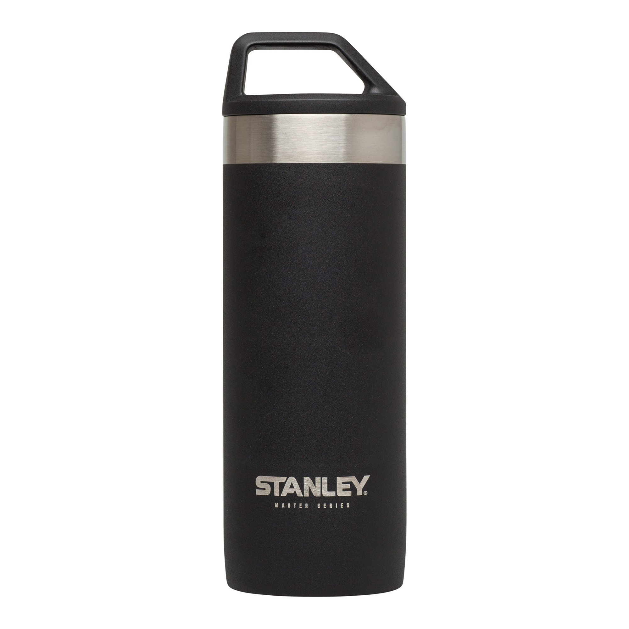 Термокружка Stanley Master 0.53л Черная