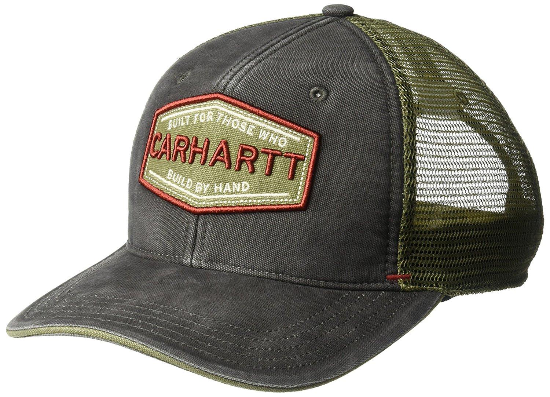 Кепка Carhartt Silvermine Cap - 103065 (Black, OFA)