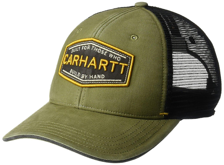 Кепка Carhartt Silvermine Cap - 103065 (Army Green, OFA)