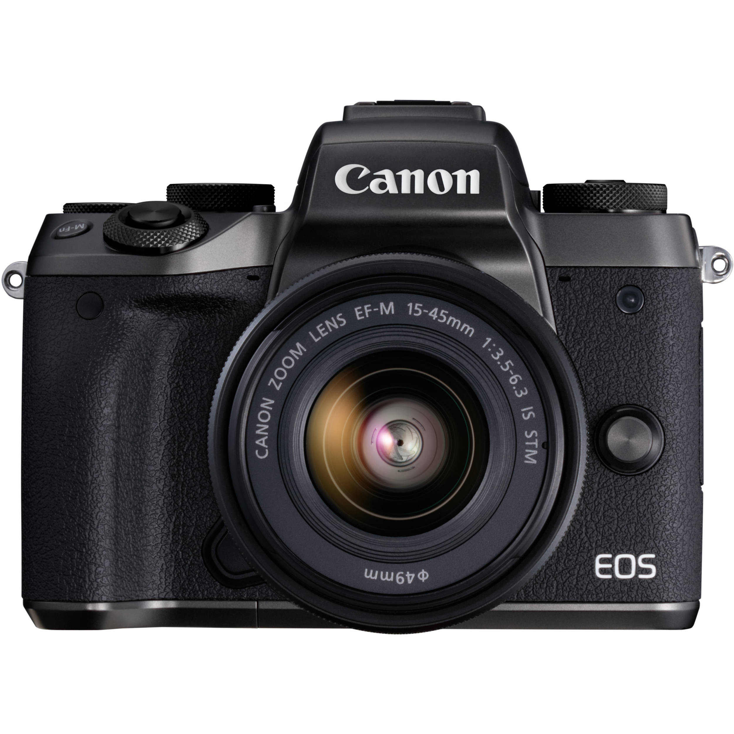 Фотоаппарат Canon EOS M5 Kit 15-45 IS STM