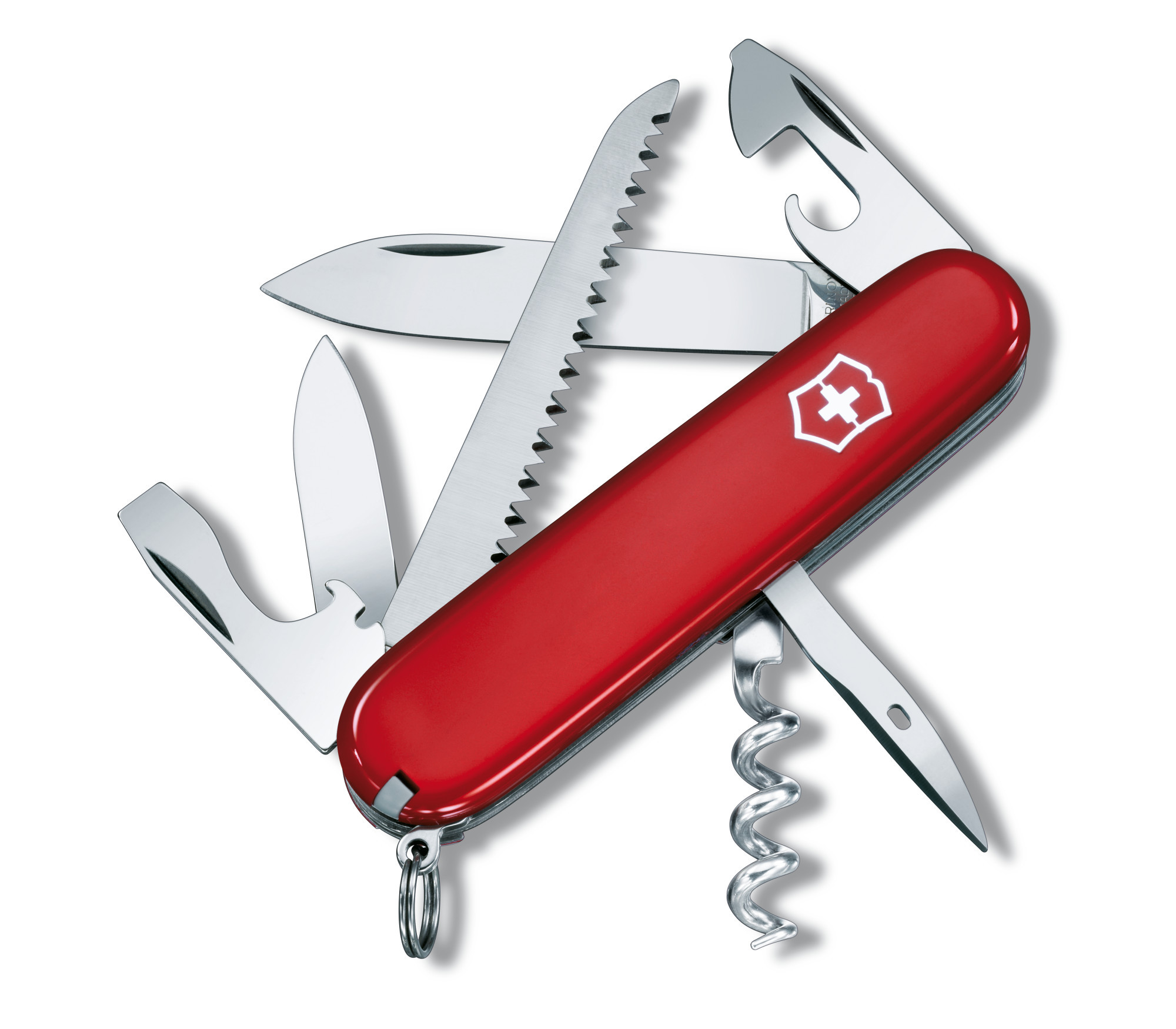 Нож Victorinox Camper Red 91мм/13предм (1.3613)