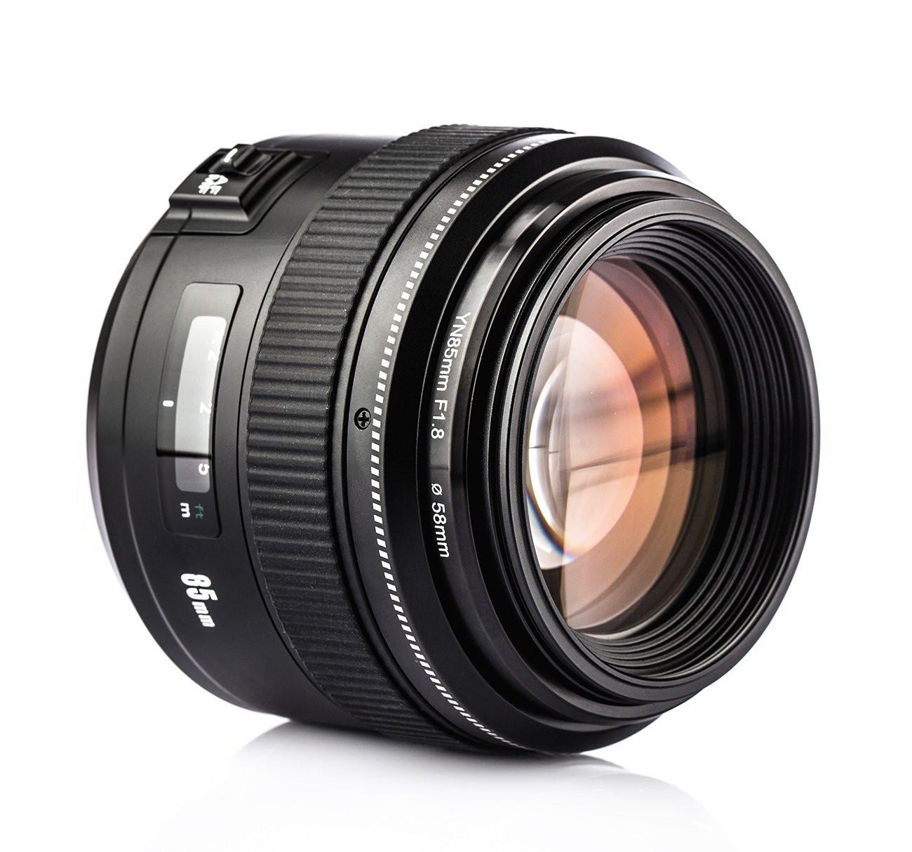 Объектив Yongnuo 85mm f/1.8 Canon