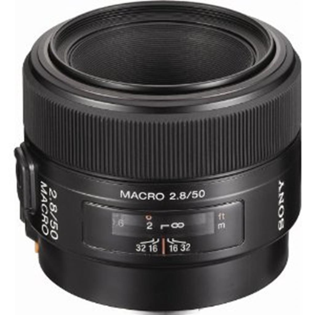 Объектив Sony A 50mm f/2.8 Macro