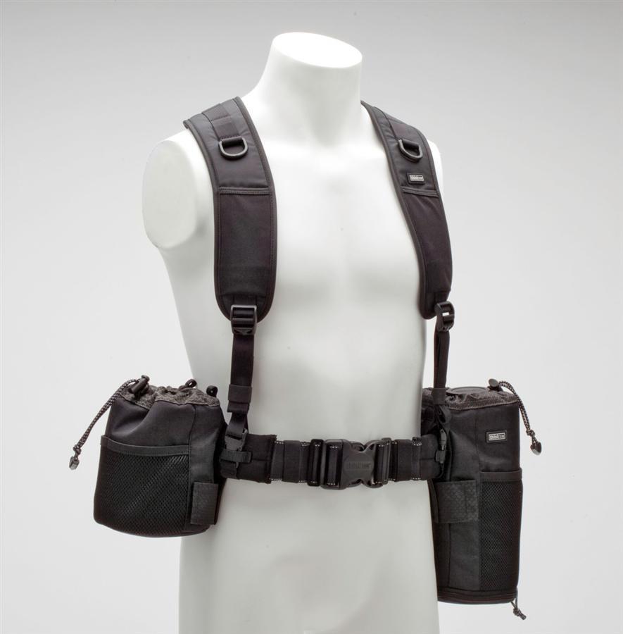 Плечевая разгрузка для ремня на пояс Think Tank Pixel Racing Harness V2.0