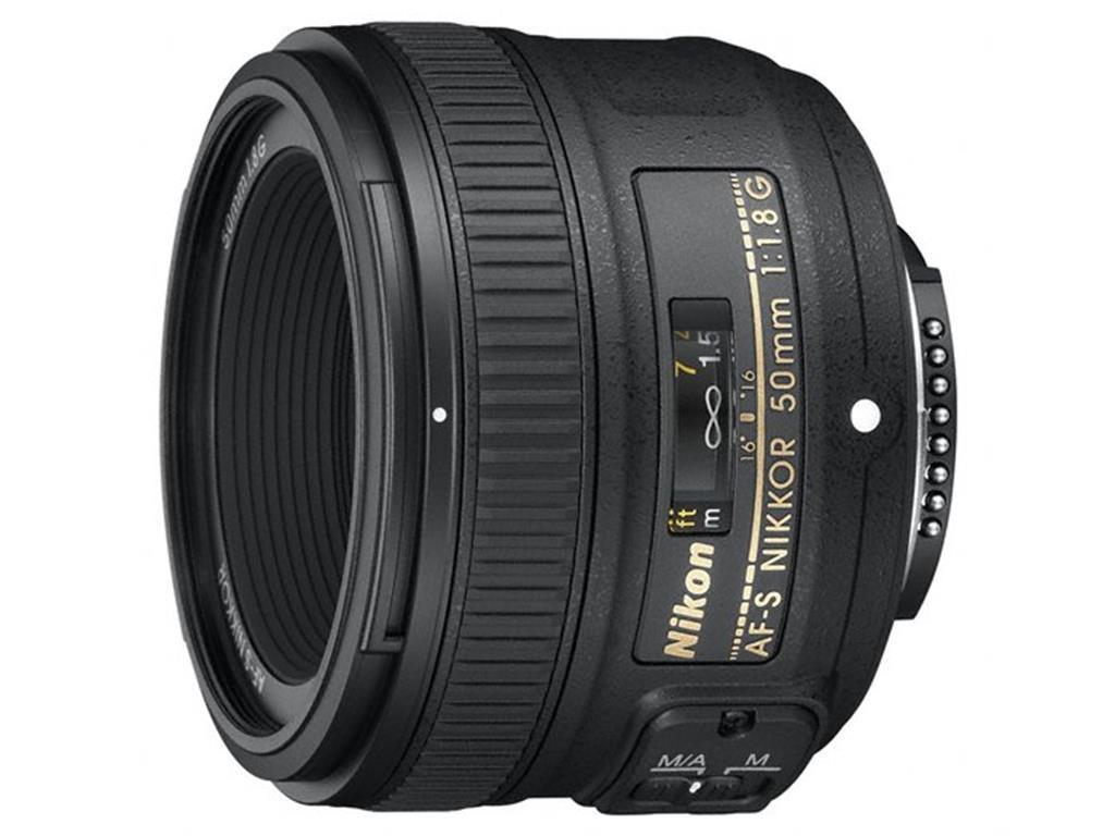 Объектив Nikon AF-S 50mm f/1.8G