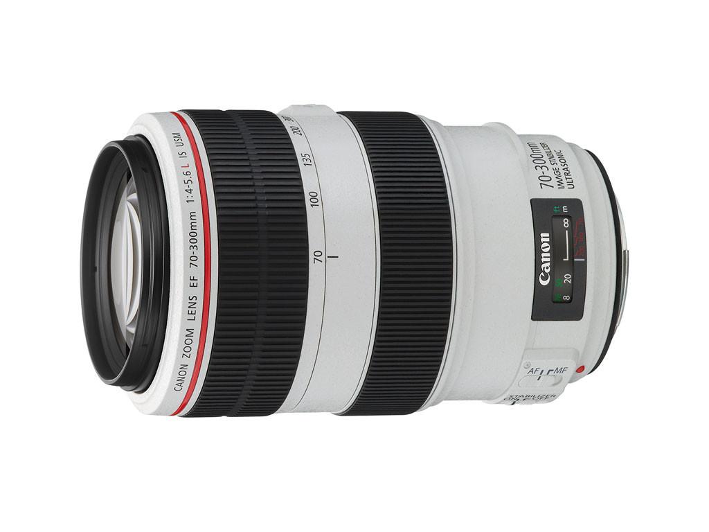 Объектив Canon EF 70-300mm f/4-5.6L IS II USM