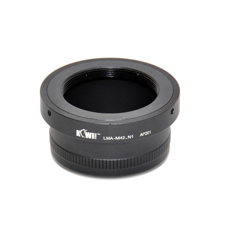 Переходник JJC M42-Nikon 1 с объектива M42 на байонет Nikon 1