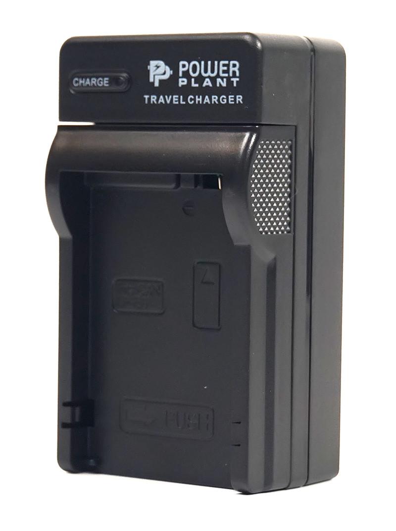 Зарядное устройство PowerPlant Canon LP-E8 Slim (DVOODV2255)