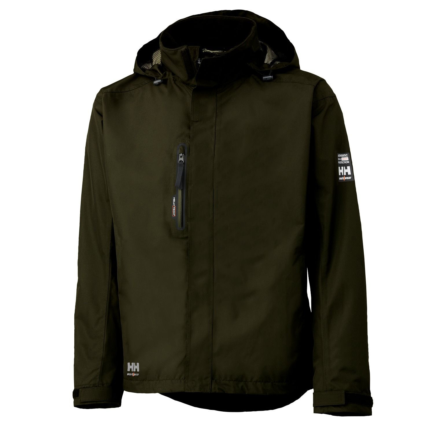 Куртка Helly Hansen Haag Jacket - 71043 (Olive Night; M)