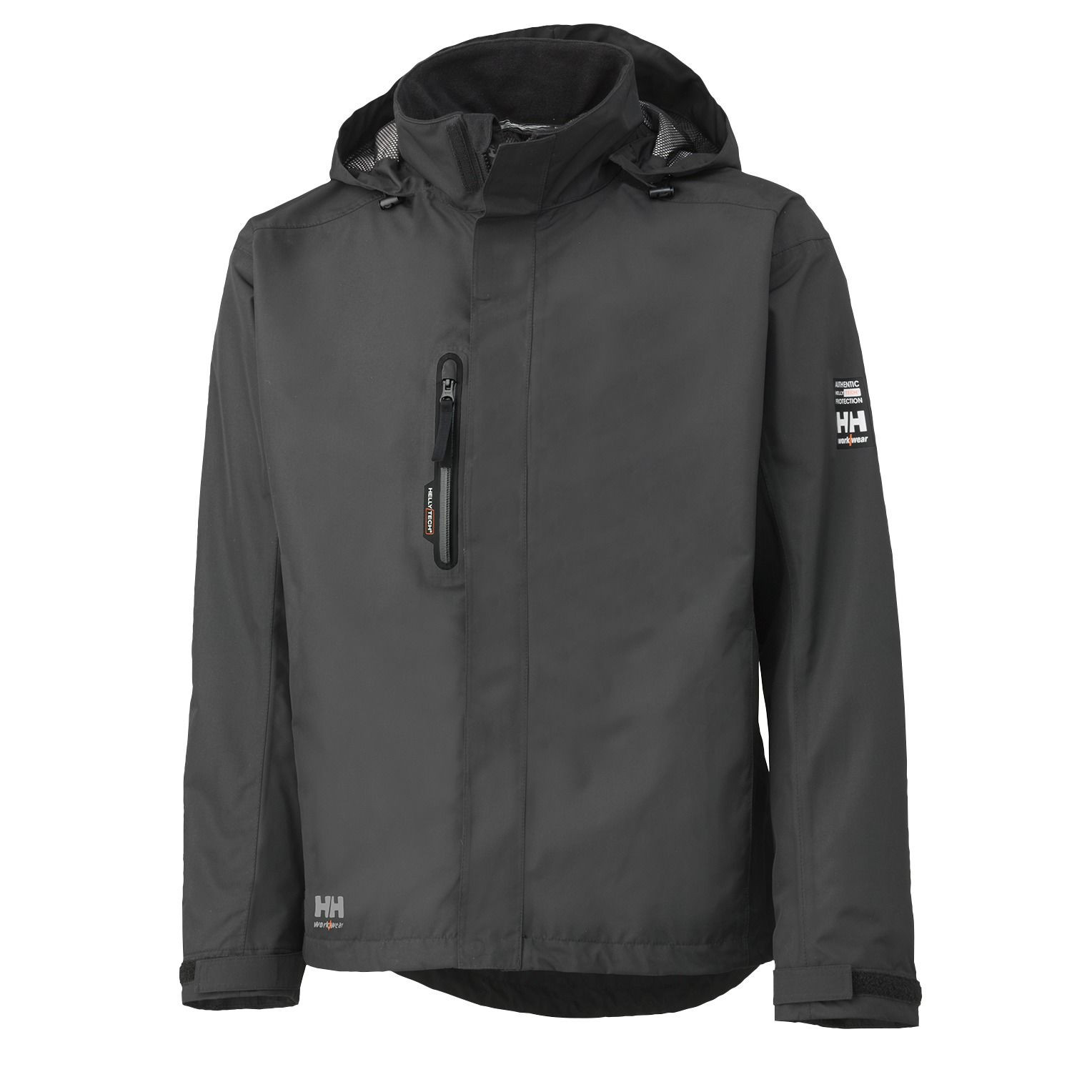 Куртка Helly Hansen Haag Jacket - 71043 (Dark Grey; L)