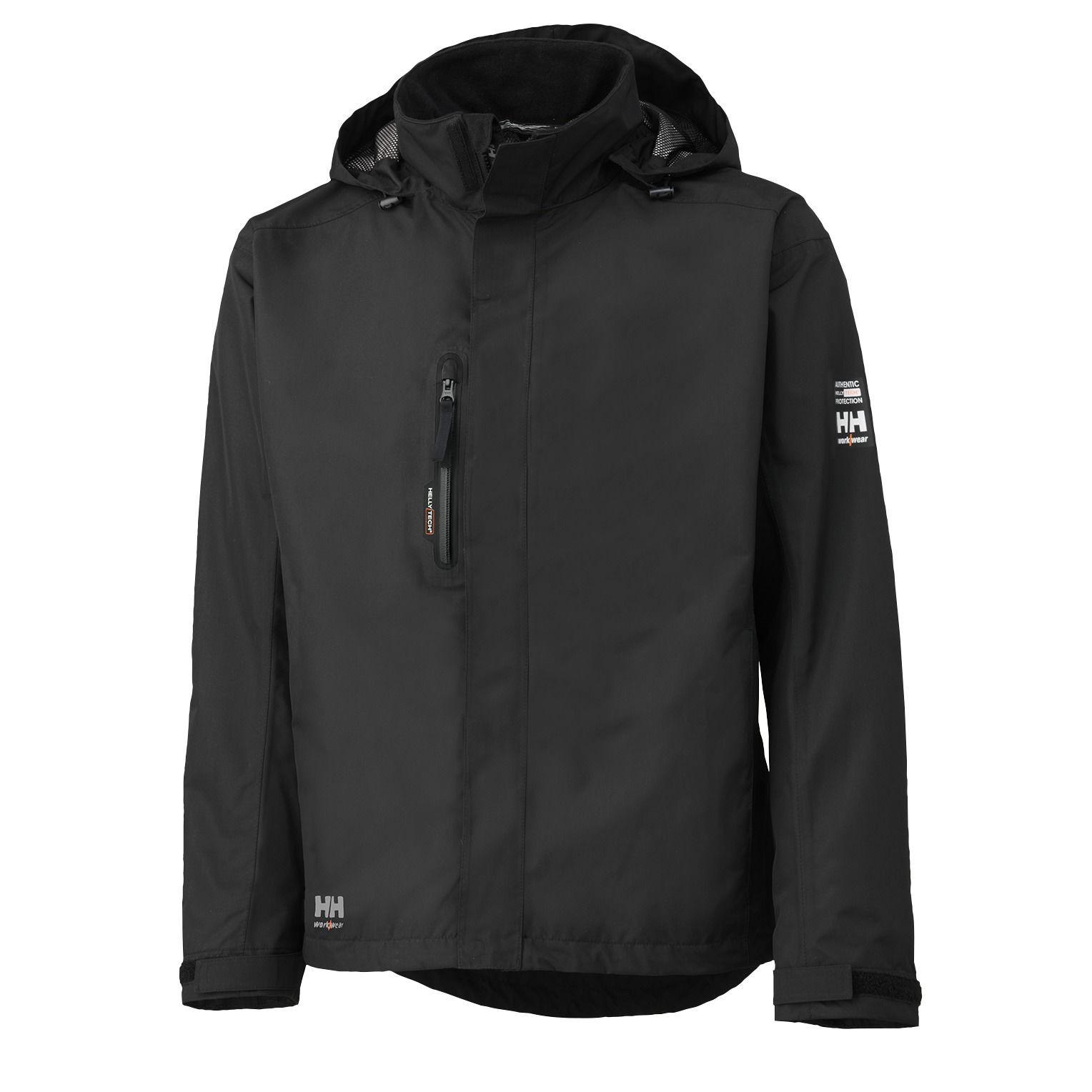 Куртка Helly Hansen Haag Jacket - 71043 (Black; L)