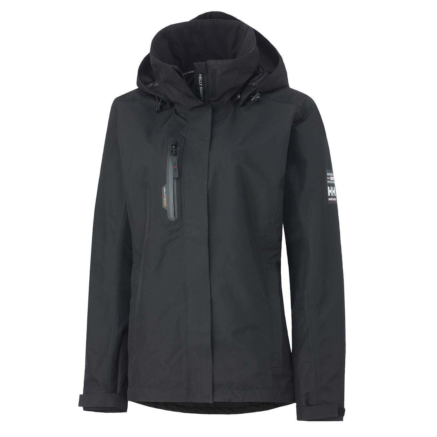 Куртка Helly Hansen W Haag Jacket - 74044 (Black; M)