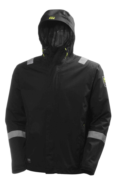 Куртка Helly Hansen Aker Shell Jacket - 71050 (Black; M)