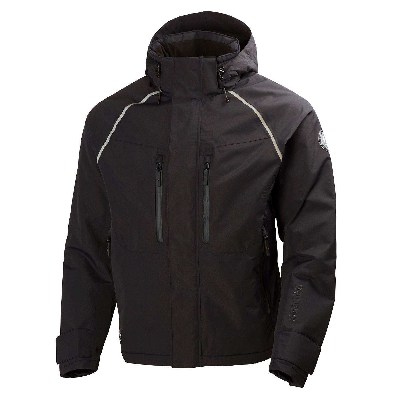 Куртка Helly Hansen Arctic Jacket - 71335 (Black; L)