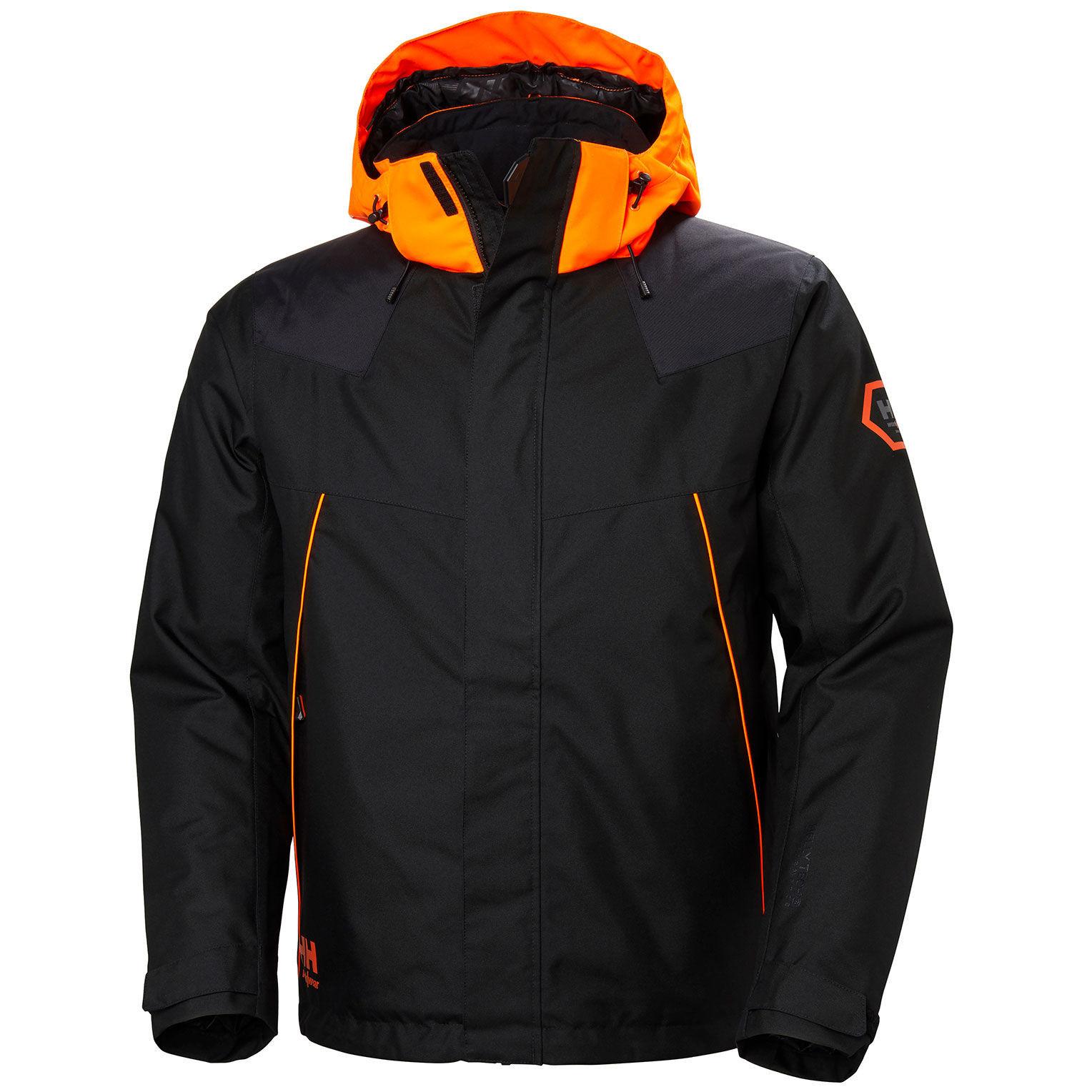 Куртка Helly Hansen Chelsea Evolution Winter Jacket - 71340 (Ebony; L)