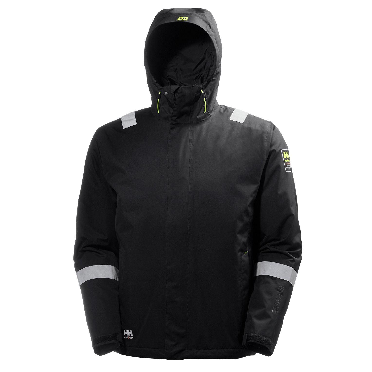 Куртка Helly Hansen Aker Winterjacket - 71351 (Black; M)