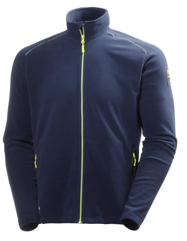 Кофта Helly Hansen Aker Fleece Jacket - 72155 (Evening Blue; L)