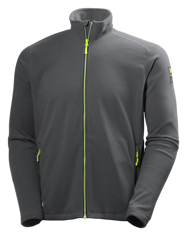 Кофта Helly Hansen Aker Fleece Jacket - 72155 (Dark Grey; M)