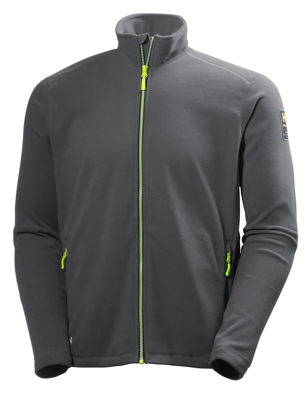 Кофта Helly Hansen Aker Fleece Jacket - 72155 (Dark Grey; L)