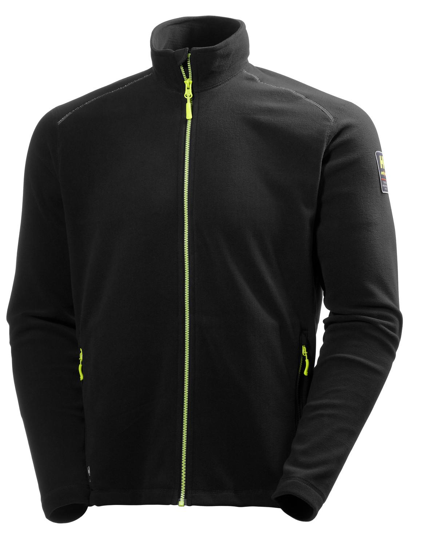 Кофта Helly Hansen Aker Fleece Jacket - 72155 (Black; M)