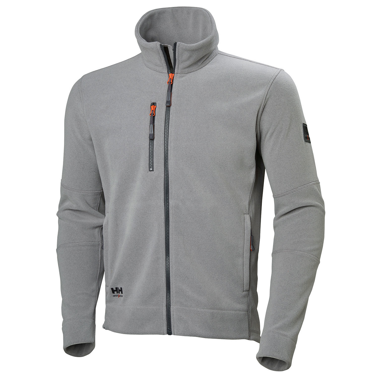 Кофта Helly Hansen Kensington Fleece Jacket - 72158 (Grey Melange; L)