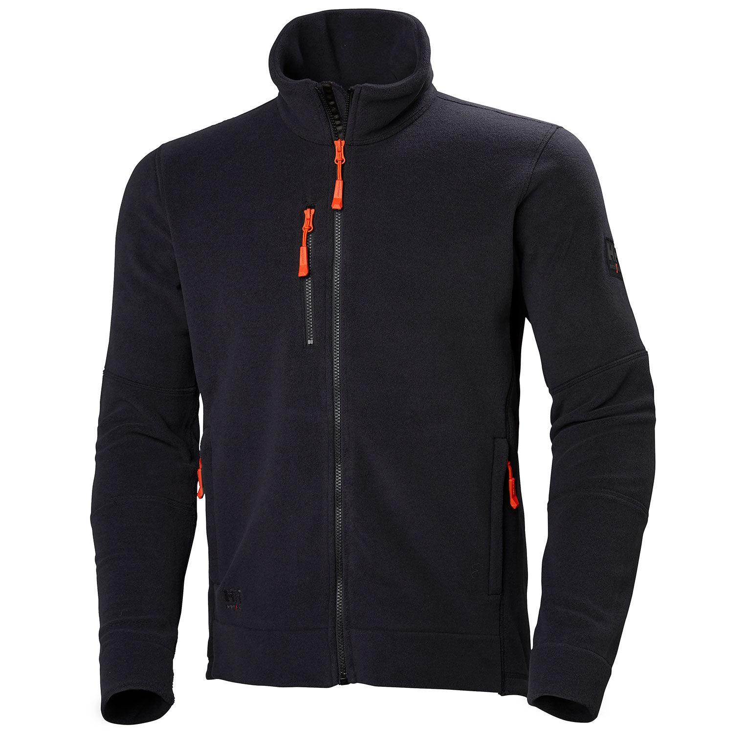 Кофта Helly Hansen Kensington Fleece Jacket - 72158 (Black; L)