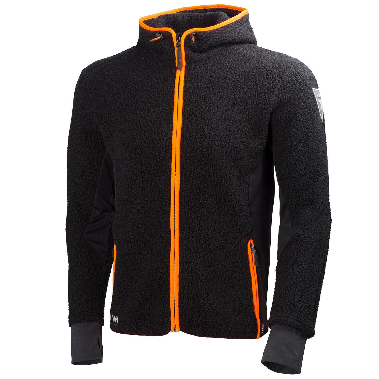 Кофта Helly Hansen Chelsea Evolution Hooded Pile Jacket - 72269 (Black; M)