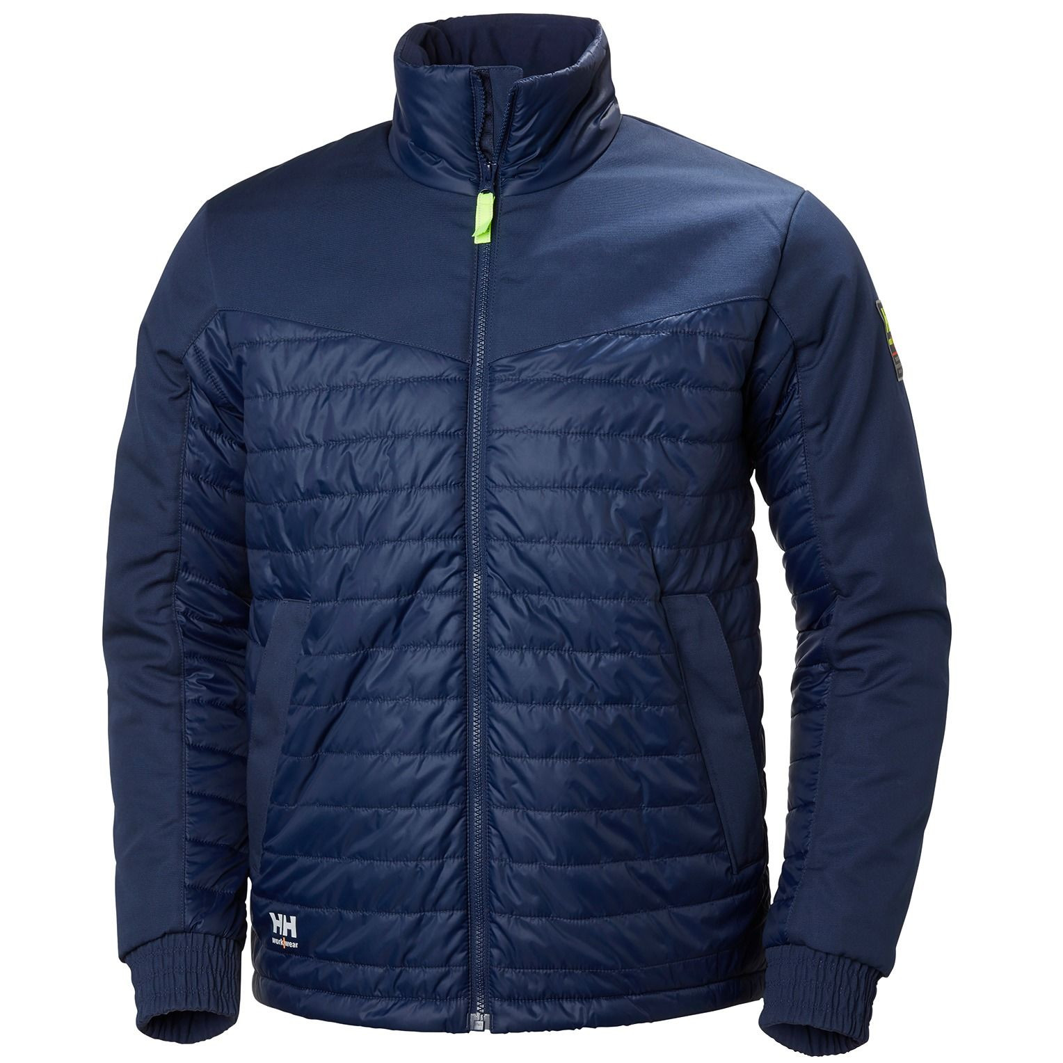 Куртка Helly Hansen Aker Insulated Jacket - 73251 (Evening Blue; M)