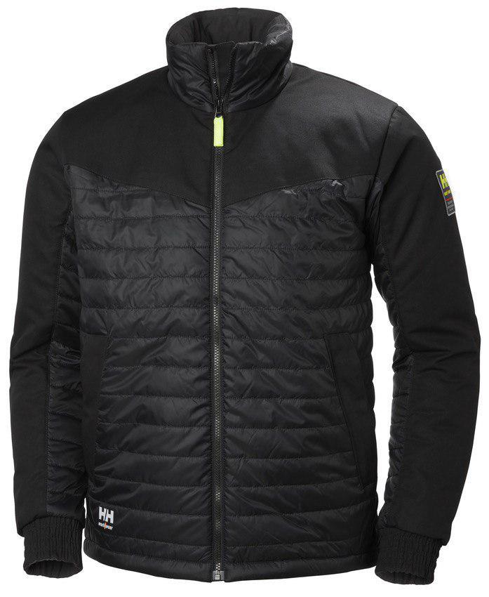 Куртка Helly Hansen Aker Insulated Jacket - 73251 (Black; L)