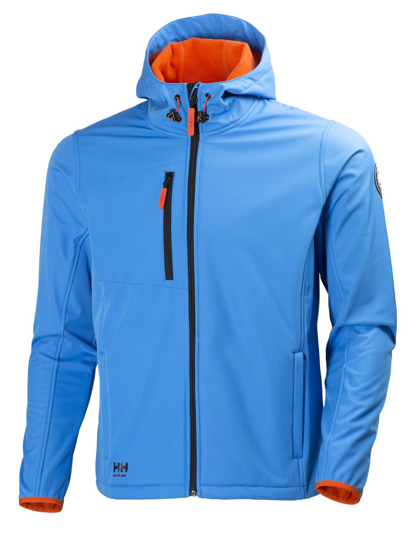 Куртка Helly Hansen Valencia Jacket - 74010 (Racer Blue; M)