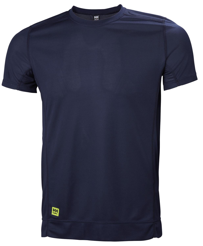 Футболка Helly Hansen HH Lifa T-Shirt - 75104 (Navy; M)