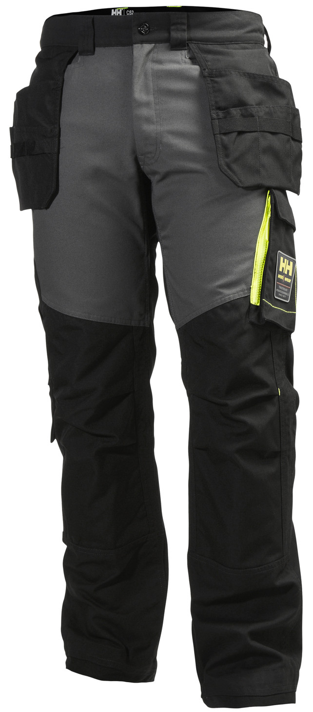 Штаны Helly Hansen Aker Cons Pant - 77401 (Black; W38/L33)