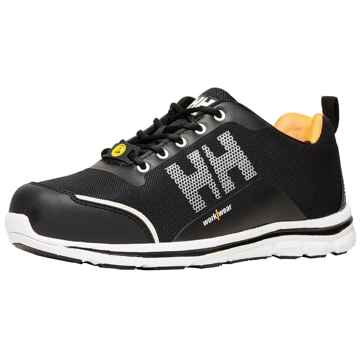 Кроссовки Helly Hansen Oslo Low - 78225 (Black / Orange; 44)