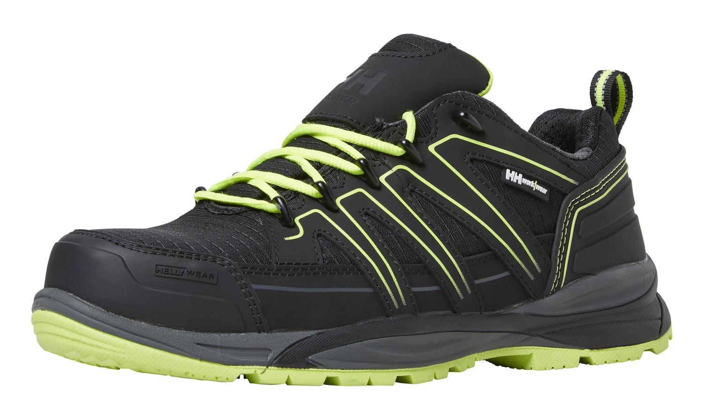 Демисезонные ботинки Helly Hansen Add Vis Low - 78233 (Black / Yellow; 44)