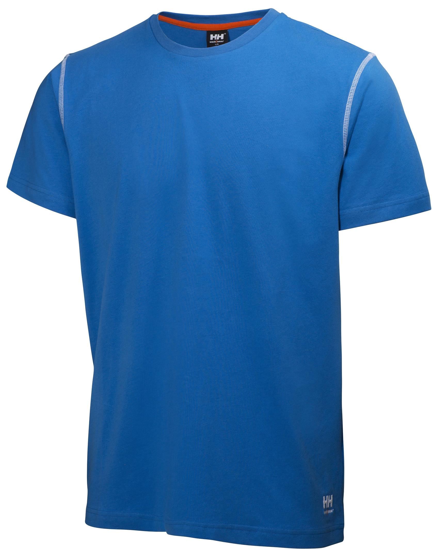 Футболка Helly Hansen Oxford T-Shirt - 79024 (Racer Blue, L)