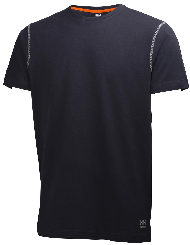 Футболка Helly Hansen Oxford T-Shirt - 79024 (Navy, M)
