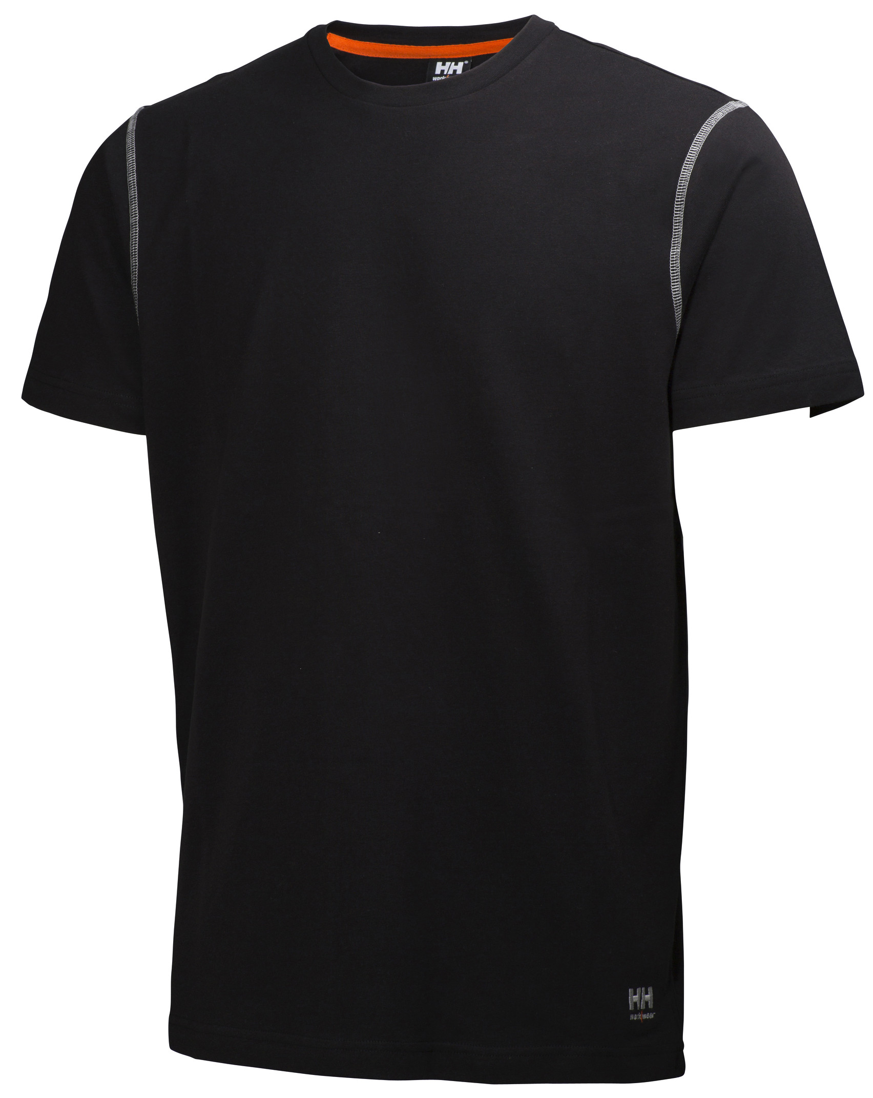 Футболка Helly Hansen Oxford T-Shirt - 79024 (Black, L)