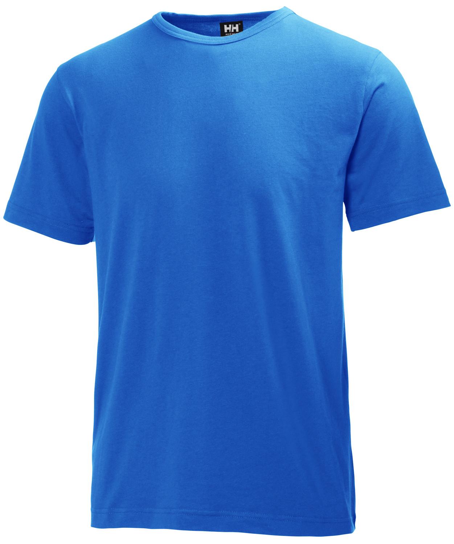 Футболка Helly Hansen Manchester Tee - 79098 (Racer Blue; L)