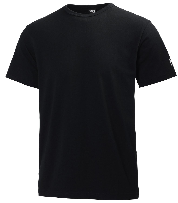 Футболка Helly Hansen Manchester Tee - 79098 (Black; L)